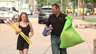8th grader donates more than $1,000 of equipment to CCMC