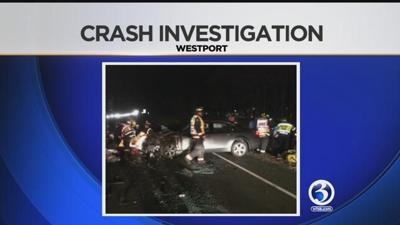 Six injured in 3 car accident on Merritt Parkway   News