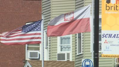 Preps underway in New Britain ahead of visit from Poland's president