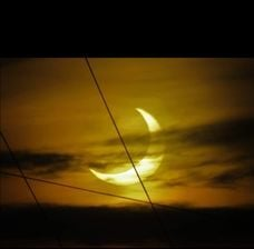 June 10's 'ring of fire' solar eclipse