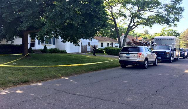 PD: Woman's body found in Plantsville deemed suspicious