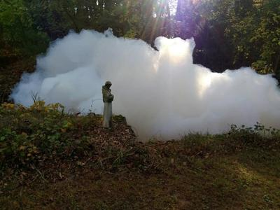 Water tested for toxic firefighting foam following plane crash
