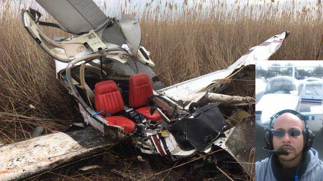 Family, friends remember man killed in East Haven plane crash