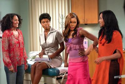 There's going to be a 'Girlfriends' reunion on 'black-ish'