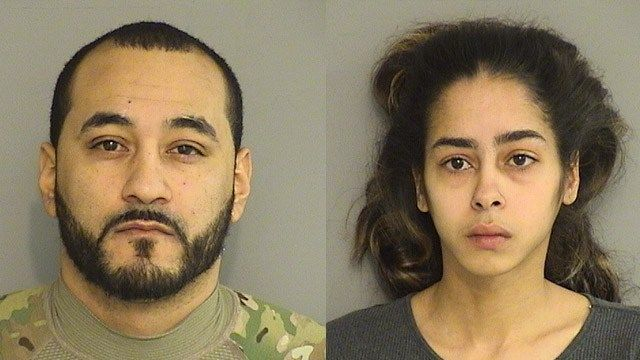 Couple arrested for having 'drug factory' across from Middletown school