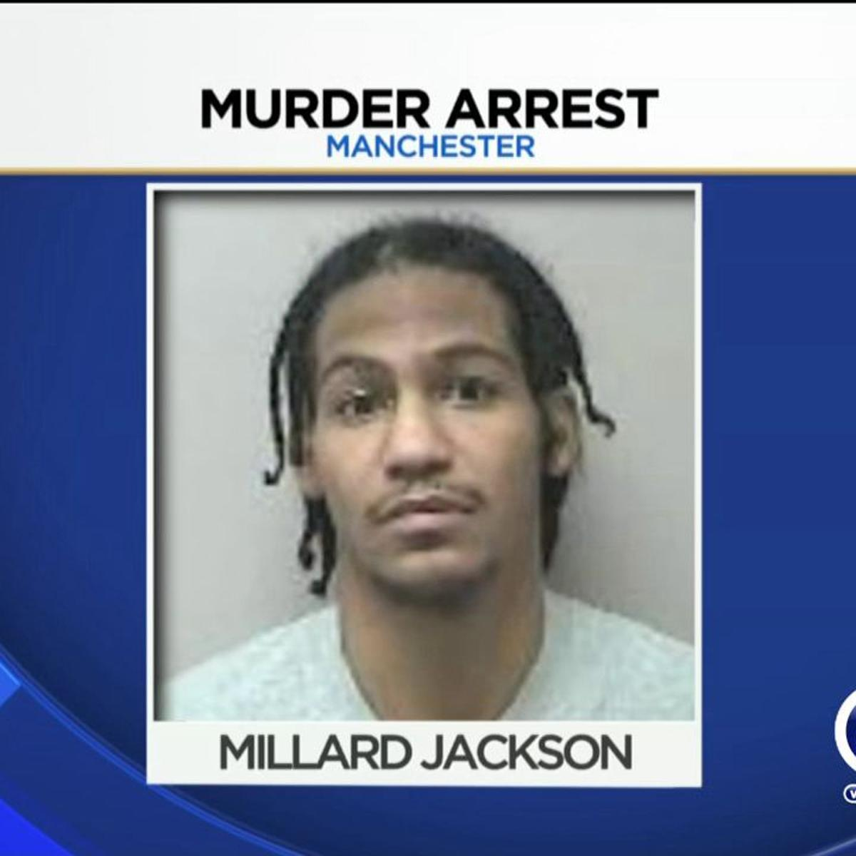Video: Man accused in Manchester murder was half brother to victim