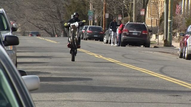 New Haven Police cracking down on illegal dirt bike, ATV riders