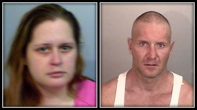 PD: Man, woman charged in Falls Village bank robbery
