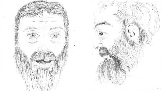 Police hope sketch can help lead to identity of man found dead in Shetucket River