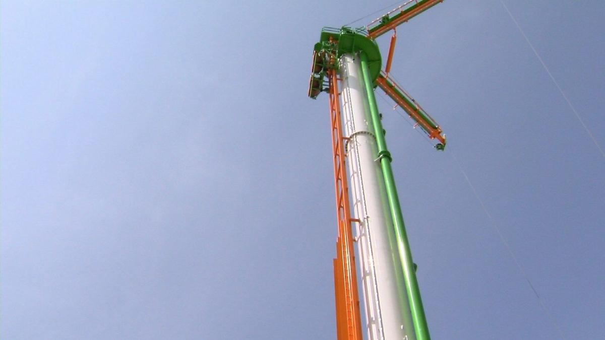 Foxwoods' 'Thrill Tower' offers more than one thrill