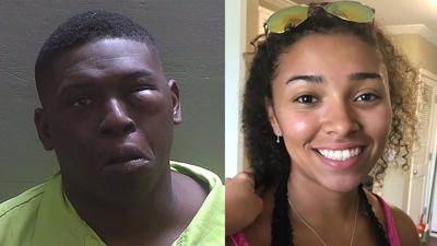 Man arrested in last month's disappearance of Alabama college student Aniah Blanchard