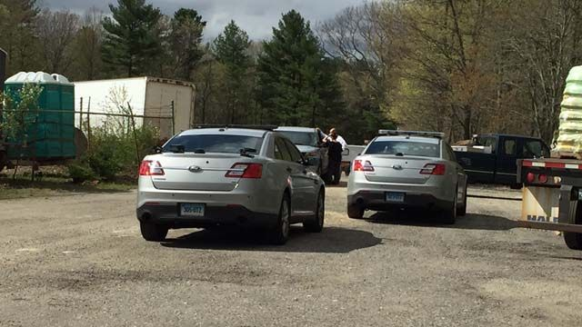 Person injured in North Windham shooting
