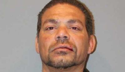 Man arrested for brandishing a weapon in public, threatening