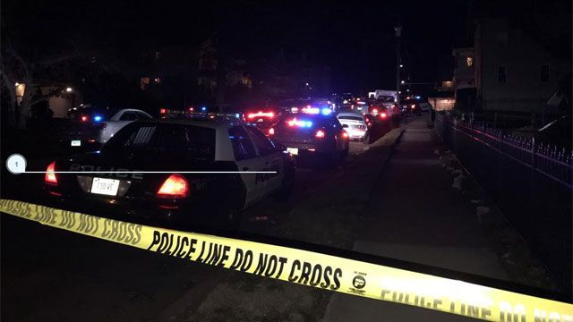 Teen arrested following shooting in Vernon