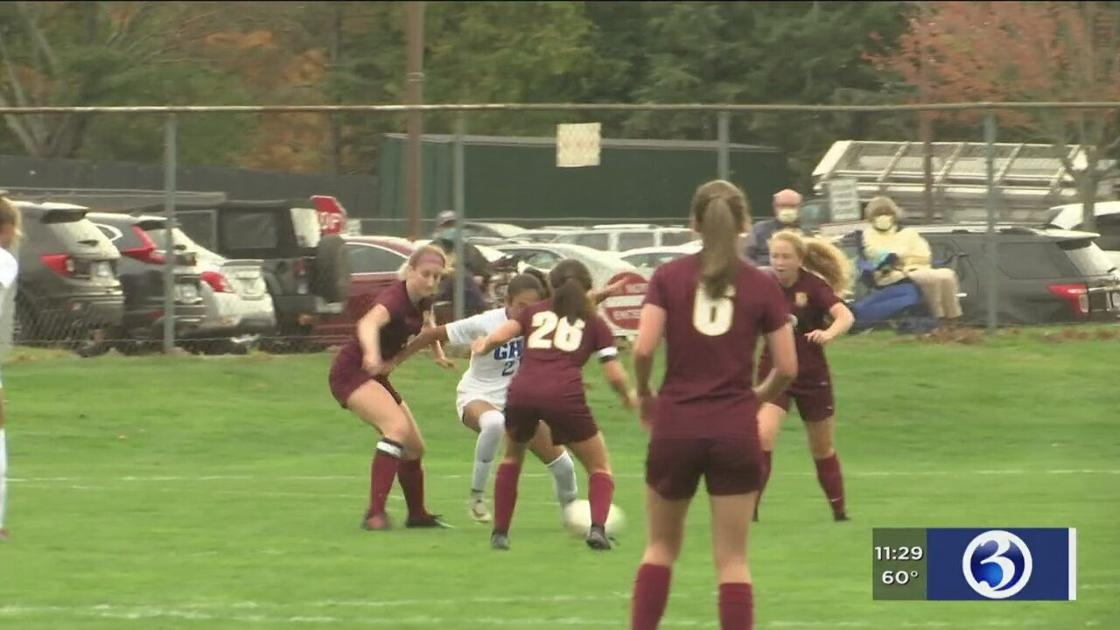 Glastonbury girls' soccer has a record of 7 and 0