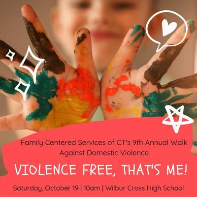 Walk Against Domestic Violence set for this weekend in New Haven