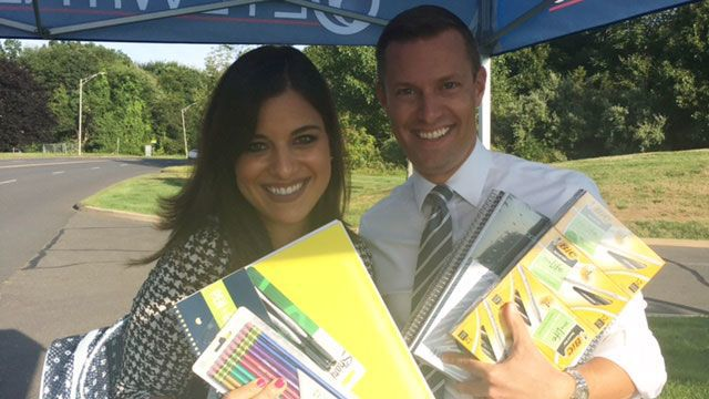 Channel 3 aims to 'stuff a MINI' with school supplies