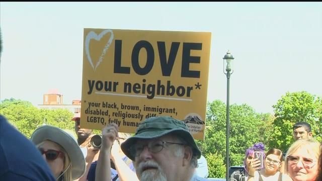 Republicans not invited to anti-hate rally at State Capitol
