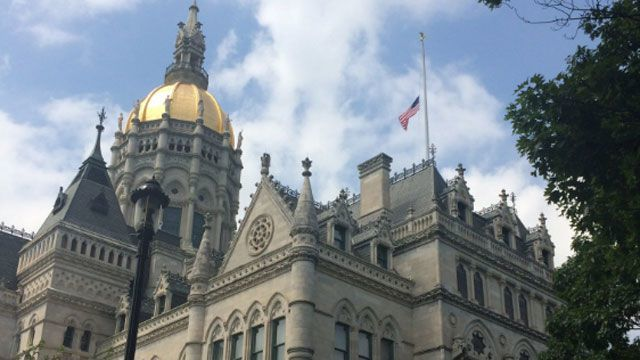 Malloy orders flags lowered for church shooting victims