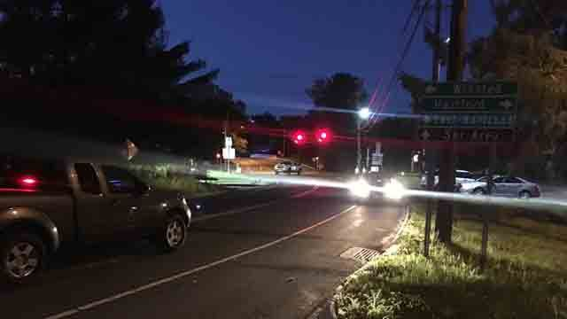 Bicyclist struck and killed by car in New Hartford