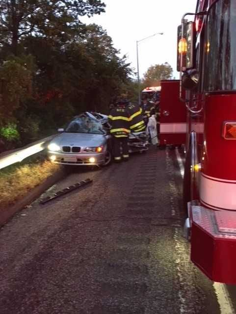 Tractor-trailer involved in multi-vehicle accident | News | wfsb com