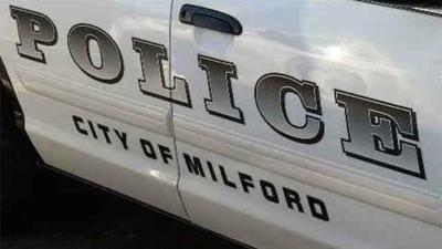 Man arrested after domestic dispute in Milford