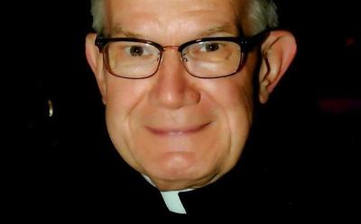 Monsignor Brown, Chancellor of Norwich Diocese passes