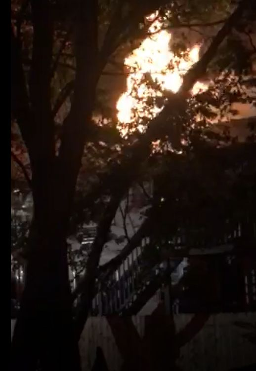 Multiple people sent to hospital after apartment complex fire in New Haven
