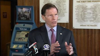 Blumenthal on Coast Guard