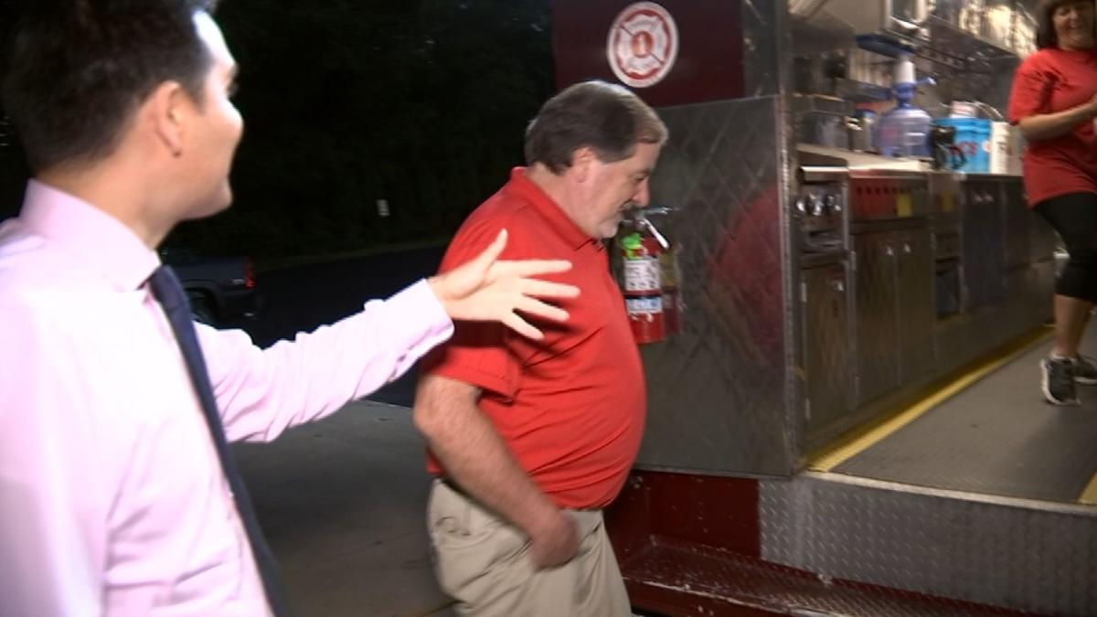 Salvation Army New London departs to help those in Mass.