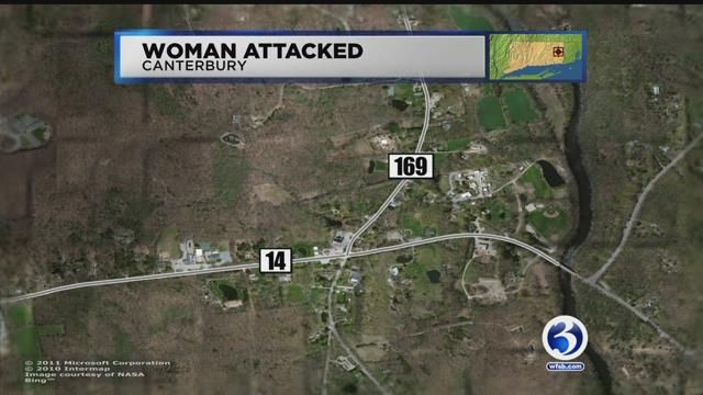 PD: Woman attacked by man with crowbar in Canterbury