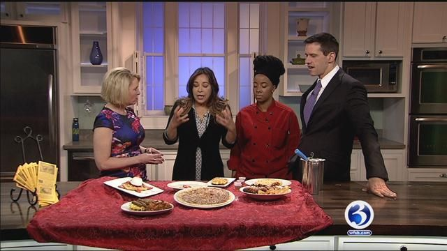 The Sloppy Waffle in Newington joins Irene and Mike for Saturday morning breakfast