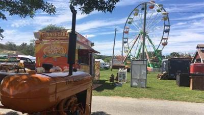 Country fairs held around the state