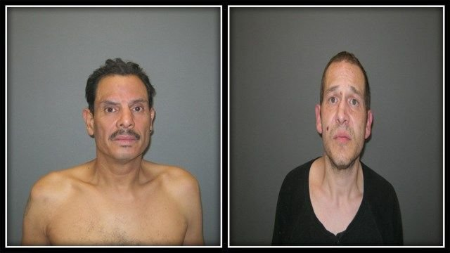 PD: 2 arrested after 100 bags of heroin, cocaine found in car