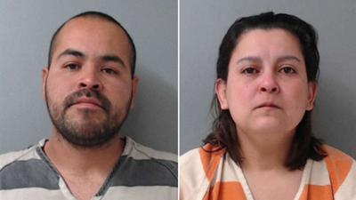 Parents charged after toddler body found in acid