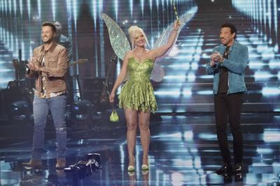 'American Idol' features a Disney songbook night