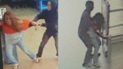be3e875af01c2 Police seek to identify fighting couple at East Windsor Walmart ...