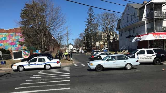 Hartford police identify man who was found shot several times in a car