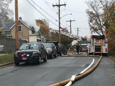 West Haven house fire