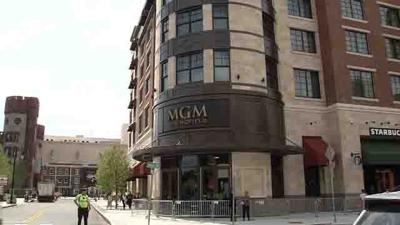 MGM Springfield opening its doors on Friday