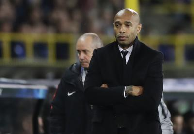 Thierry Henry named as head coach of MLS side Montreal Impact