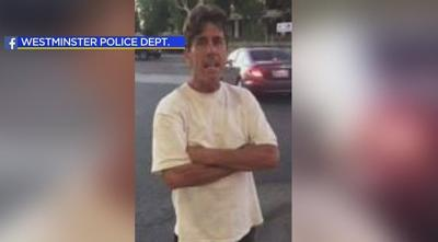 KCAL Suspect in punching at In-N-Out window