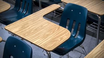 Generic school desk