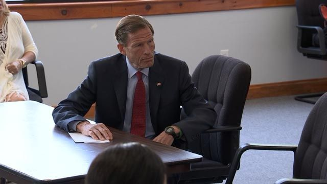 CT senator calls for action after study reveals thousands of hurricane deaths