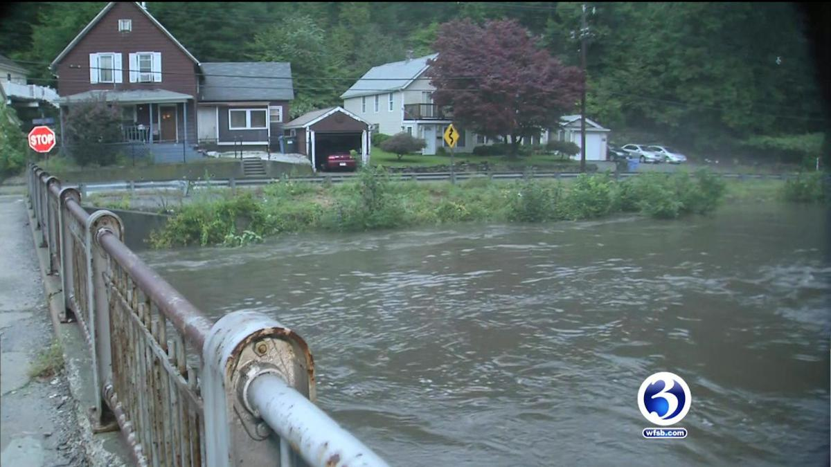 VIDEO: Lebanon first selectman discusses town's flooding