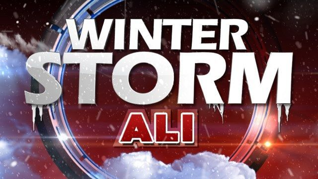 Channel 3 names 1st storm of season as parts of CT under winter