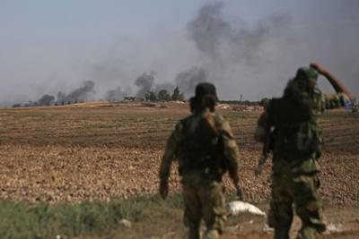 Defense secretary: Trump orders withdrawal of remaining US troops from northern Syria