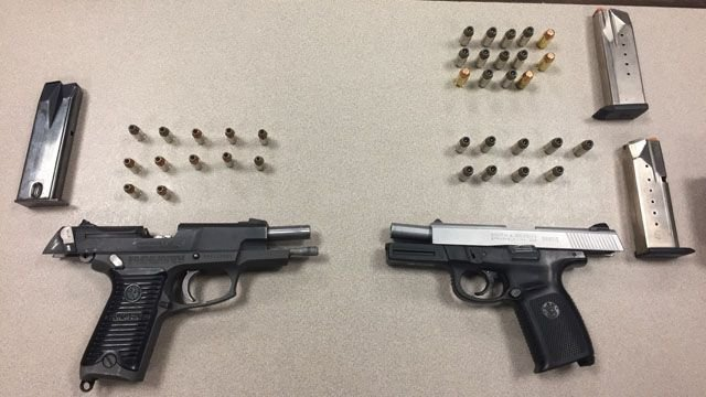 Shooting investigations lead to confiscated guns in Hartford