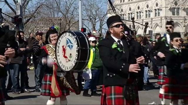 Bitter cold causes concerns for Hartford parade, Milford parade rescheduled for next week