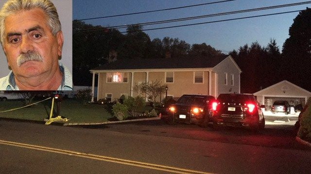 Husband charged with manslaughter after backing over wife in North Haven